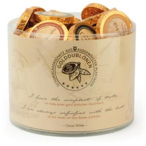 Golddublonen Vollmilchschokolade und Zartbitterschokolade, 60 Stück, Ihre  Genuss-Agentur