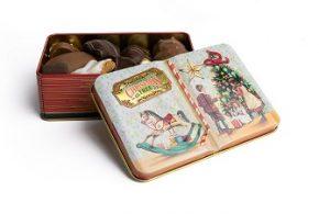 Blechdose Christmas Tree Weihnachtsgebäck, Ihre Genuss-Agentur