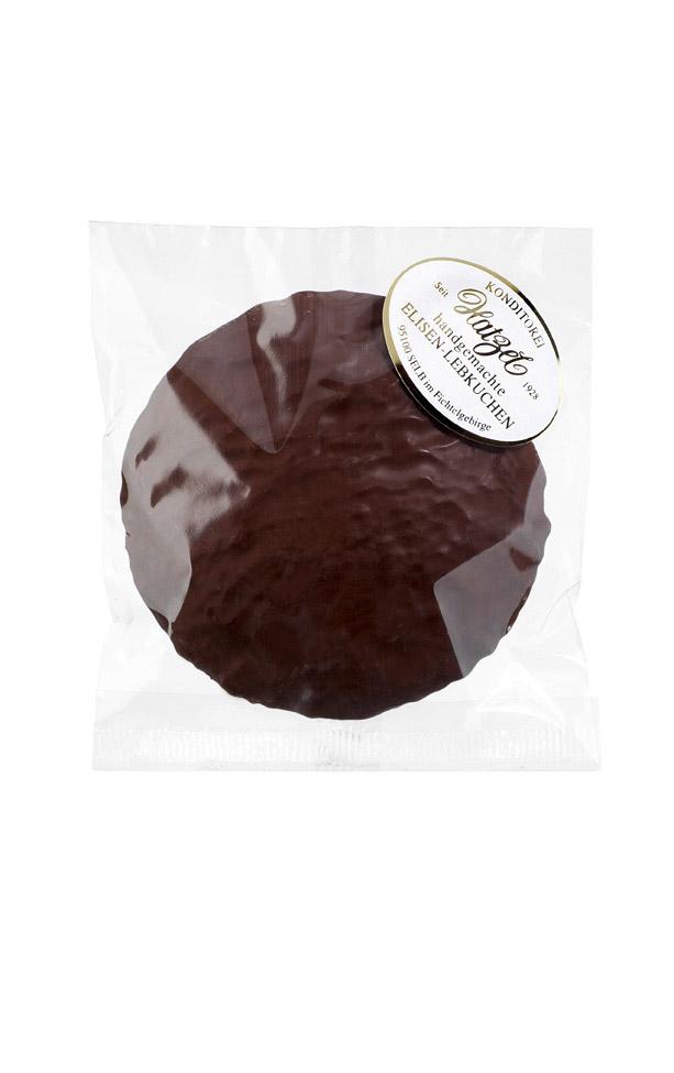 Hatzel Elisenlebkuchen, Zartbitterschokolade, Genuss-Agentur