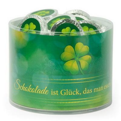 Schokolade Glücks-Taler, Genuss-Agentur
