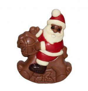 Nikolaus auf Pferd Schokolade, Ihre Genuss-Agentur