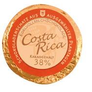 Golddublonen Costa Rica 38 % Kakao, Genuss-Agentur
