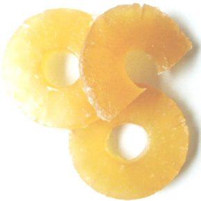 Kandierte Ananas, Ihre  Genuss-Agentur