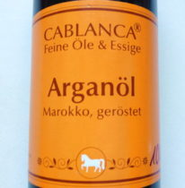 Arganöl geröstet, Genuss-Agentur