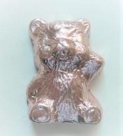 Bär Balu aus Schokolade zartrosa, Ihre Genuss-Agentur