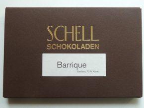Schell Schokolade Barrique 70 %