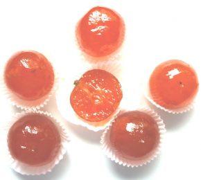 Kandierte Clementinen ganze Früchte, Ihre Genuss-Agentur