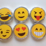 Schokolade Smiley-Taler, Genuss-Agentur