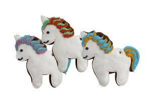 Einhorn Pferdchen Lebkuchen - stehend