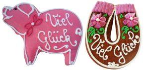 Glücks-Figuren Lebkuchen, Ihre Genuss-Agentur