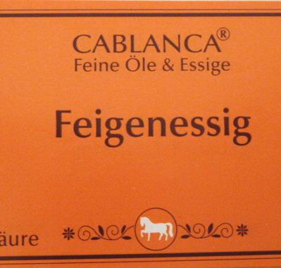 Feigenessig Cablanca Feinkost, Ihre Genuss-Agentur