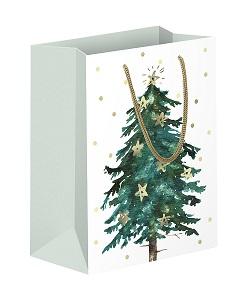 Geschenktüte Tannenbaum, Ihre Genuss-Agentur