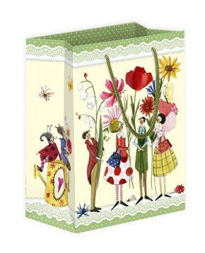Geschenktüte Blumenzauber, Ihre Genuss-Agentur