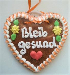 Lebkuchen & Lebkuchen-Figuren & Gebrannte Mandeln