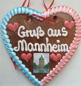 Regional / Mannheim / Präsente & Geschenke / Grußkarten