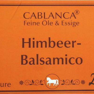 Himbeerbalsamico Cablanca Feinkost, Ihre Genuss-Agentur