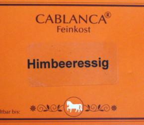 Himbeeressig Cablanca Feinkost, Ihre Genuss-Agentur