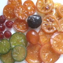 Kandierte Früchte, Genuss-Agentur