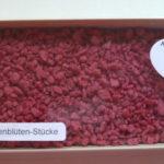 Kandierte Rosenblüten-Stücke 100 g, Genuss-Agentur