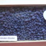 Kandierte Veilchenblüten-Stücke 30 g, Genuss-Agentur