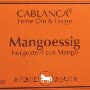 Mangoessig Cablanca Feinkost, Ihre Genuss-Agentur