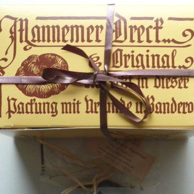 Mannheimer Dreck Cafe Herrdegen 6 Stück, Genuss-Agentur