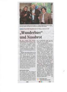 Genuss & Art, Mannheimer Morgen, 14.11.2016