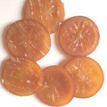Kandierte Orangen, Genuss-Agentur Charge November 2017
