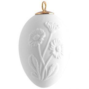 Meissen Porzellan Osterei Gänseblümchen, Ihre Genuss-Agentur