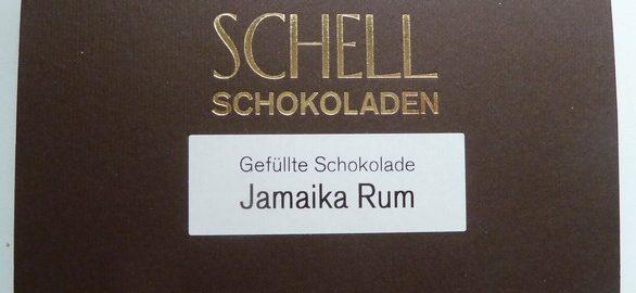 Schell Schokolade Jamaika Rum, Ihre Genuss-Agentur
