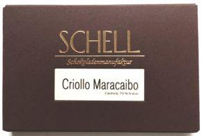 Schell Schokolade Criollo Maracaibo 70 %, Ihre Genuss-Agentur