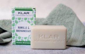Klar Festes Shampoo Brennnessel Kamille, Ihre Genuss-Agentur