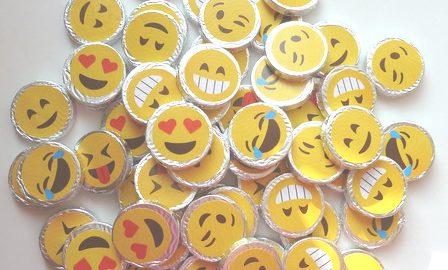 Schokolade Smiley-Taler, Ihre Genuss-Agentur