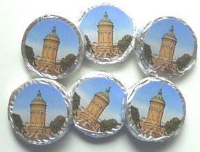 Mannheimer Wasserturm-Taler, Ihre Genuss-Agentur