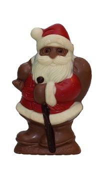 Weihnachtsmann aus Schokolade, Ihre Genuss-Agentur