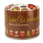 Weihnachtstaler Schokolade, Genuss-Agentur