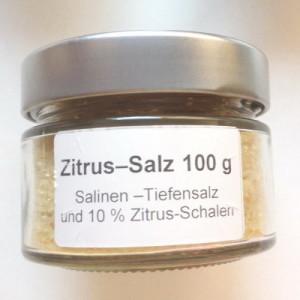 Zitrus-Salz Cablanca Feinkost, Genuss-Agentur