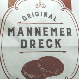 Mannheimer Dreck Cafe Herrdegen 3 Stück, Ihre Genuss-Agentur