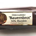 Odenwälder Marzipan in Zartbitter-Schokolade, Genuss-Agentur